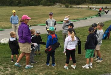Summer Camp för juniorer på Bromma Golf