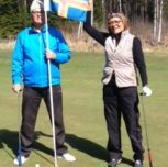 Höstgolf på Åland 2-3 september!