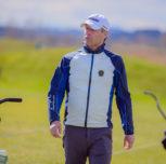 Johan Almgren tränare på Bromma Golf