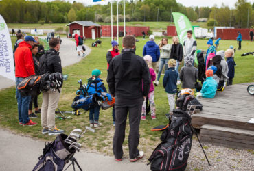 GolfStar Bromma Junior Summer Camp!