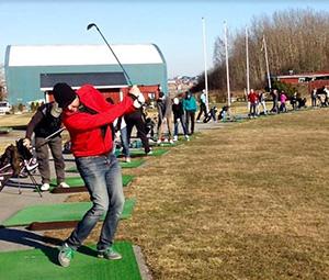 Nya skyddsnät på GolfStar Bromma – rangen stängd 15-16 april!