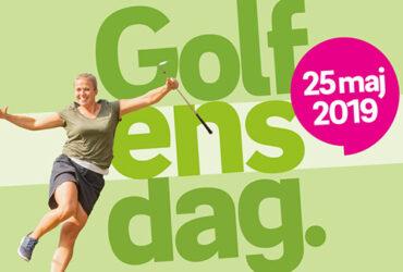 Välkommen! GOLFENS DAG på lördag 25 maj med  Björklidens GK på GolfStar Bromma.