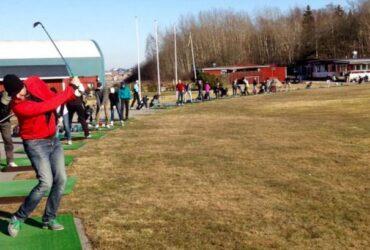 GolfStar Bromma öppnar rangen i morgon!